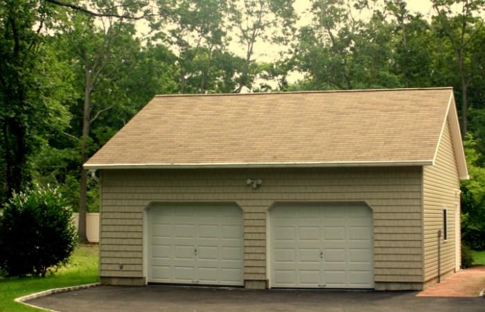 10 cocheras bonitas para tu casa y autos inmuebles10 - Cual es el mejor techo para una casa ...
