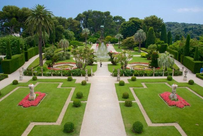 jardines de famosos bonitos y armoniosos jardines cuanto