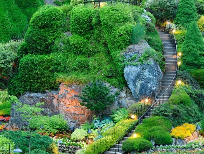 Jardines de famosos bonitos y armoniosos jardines cuanto for Arbustos en jardines