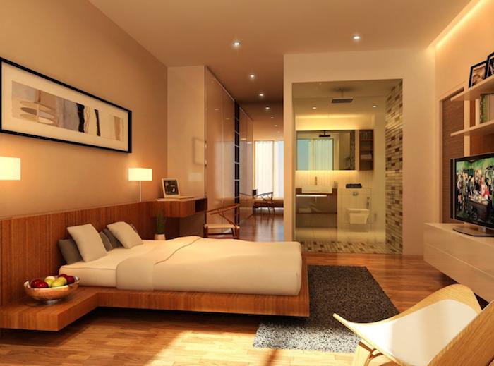 Recamaras de famosos unas cuantas habitaciones espectaculares for Cuartos de bano famosos