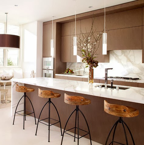 blog-7-Cocina-pequeña-de-diseño-minmalista barras o islas de cocina