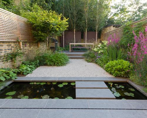 Jardines medianos para tu casa toma ideas y crea el tuyo for Arbustos para patios