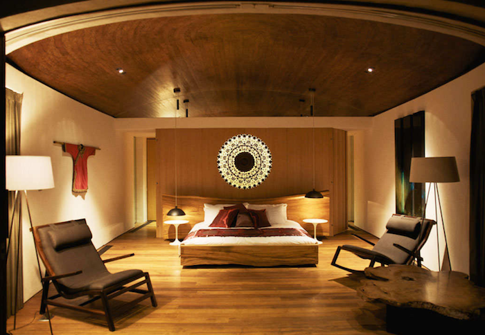 Recamaras de famosos unas cuantas habitaciones espectaculares for Imagenes de recamaras estilo minimalista