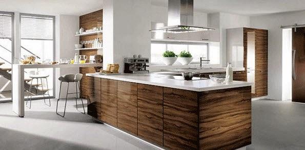 15 Disenos De Barras O Islas De Cocina Para Tu Casa Como Ves La 5 - Diseos-de-cocina