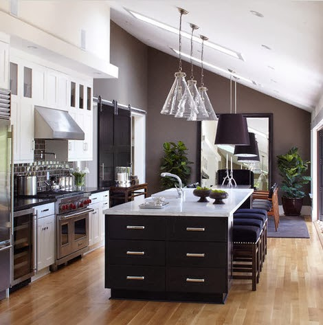▷ 15 diseños de barras o islas de cocina para la casa ...