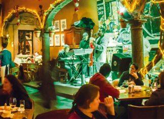 Restaurante Bar MAMA MIA en San Miguel de Allende