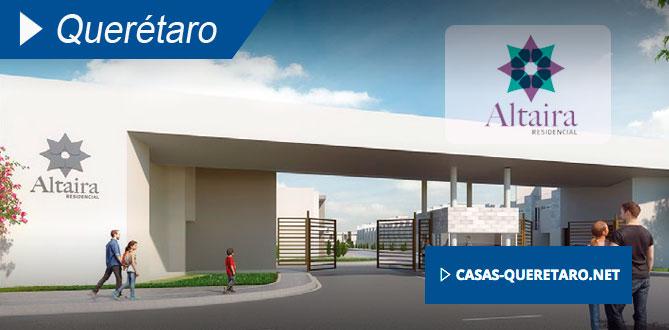 Casa en Altaira Residencial