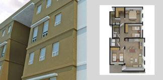 Casa en Balcones de las Mitras Modelo Departamento B