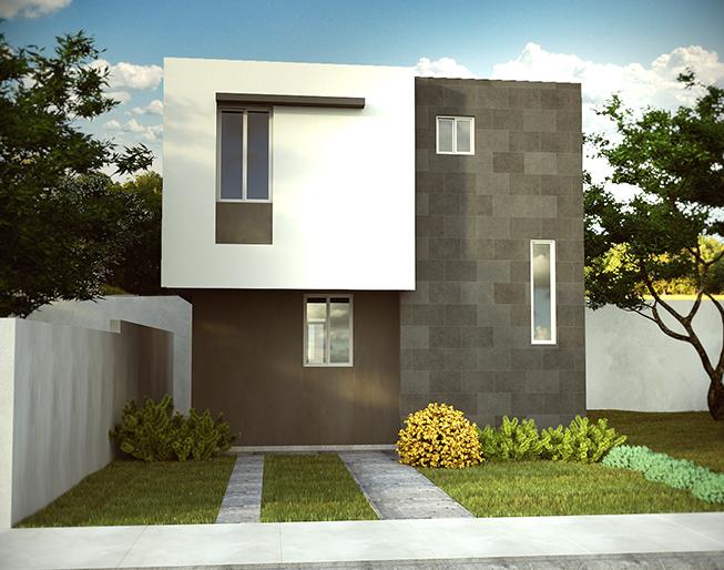 Casa en Fraccionamiento Rivieras de Guadalupe Modelo Orense Excedente