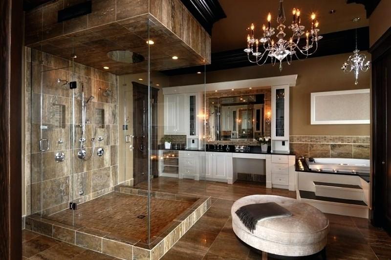 baños de lujo asientos