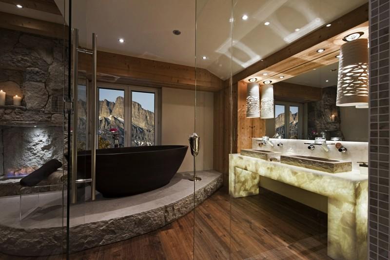 baños de lujo bañeras