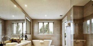 baños de lujo ducha y bañera