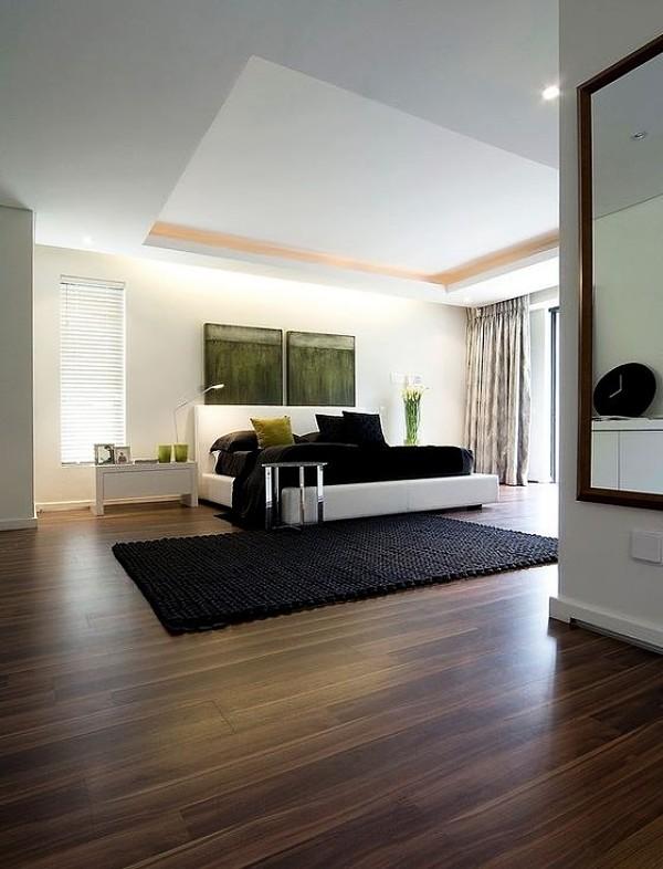 recemaras modernas piso laminado